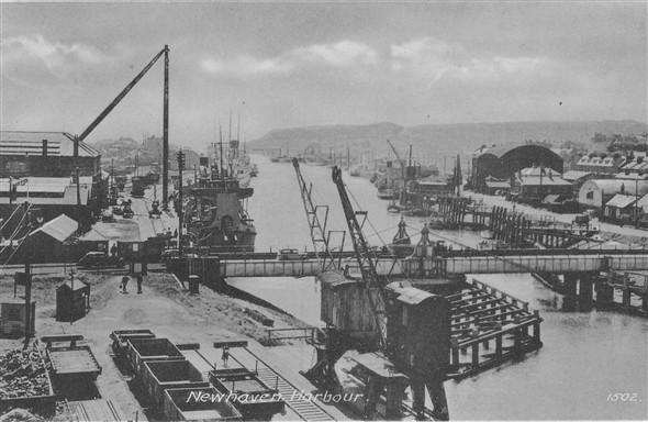 Photo:Harbour - 1933 to 1955