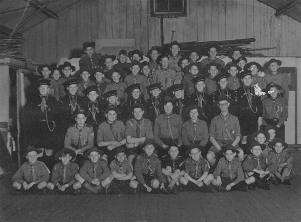 Photo:Newhaven Scouts - 1948