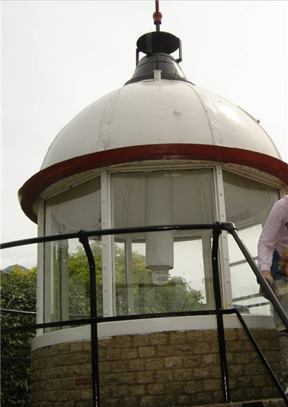 Photo:West Pier Lighthouse at Paradise Park - 2005
