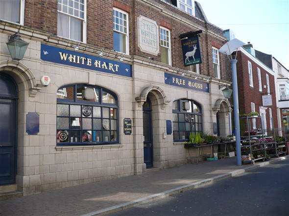 Photo:White Hart 2007