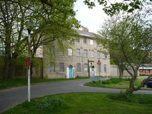 Photo:Newhaven Down's Hospital (one-time workhouse)