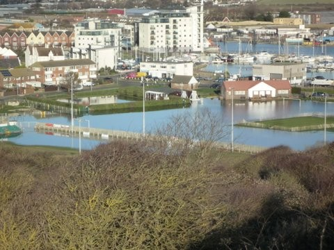 Photo: Illustrative image for the 'NEWHAVEN RECREATION GROUND' page