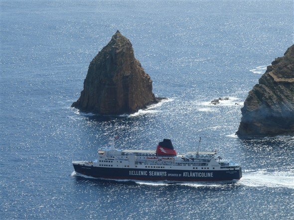Photo: Illustrative image for the 'EXPRESS SANTORINI ex CHARTRES' page
