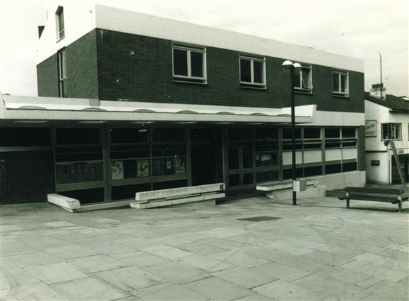 Photo:POST OFFICE - 1978