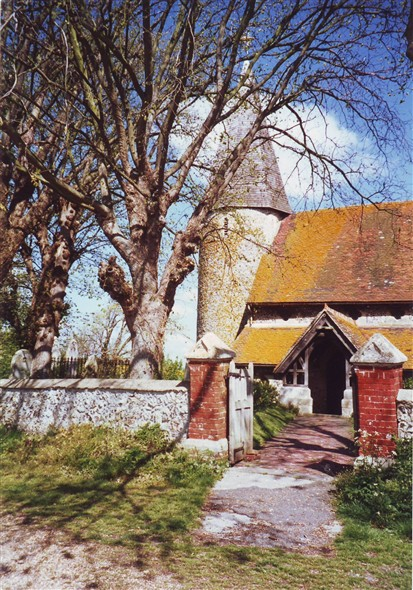 Photo: Illustrative image for the 'PIDDINGHOE CHURCH' page