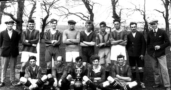 Photo:Piddinghoe FC - 1928/29