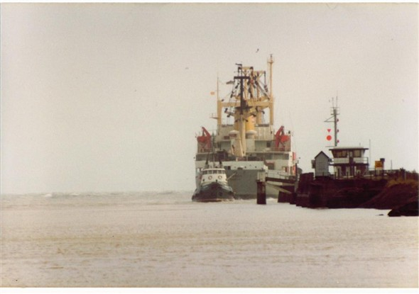 Photo:SEAFROST ON TOW (2)