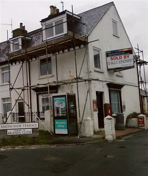 Photo:South Heighton Post Office (Sold) - March 2008