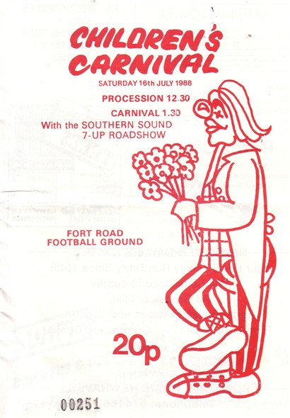 Photo: Illustrative image for the 'CHILDREN'S CARNIVAL BROCHURE' page
