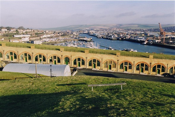 Photo:Newhaven Fort