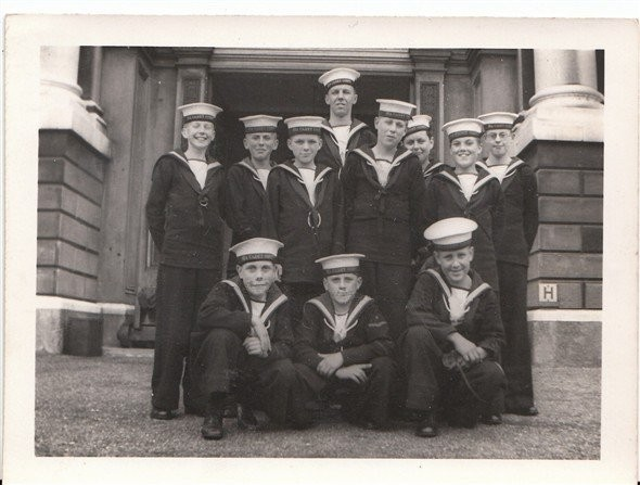 Photo: Illustrative image for the 'SEA CADETS' page
