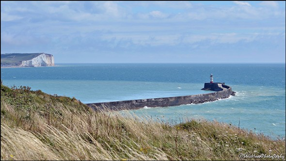 Photo: Illustrative image for the 'NEWHAVEN BREAKWATER' page