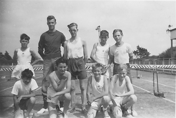 Photo:Area Sports Day Eastbourne - 1959