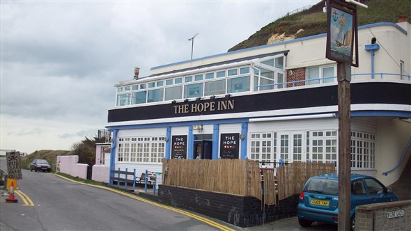 Photo:Hope Inn - 2008