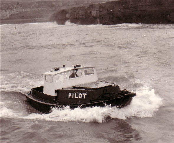 Photo:The Beaver - Pilot  Boat