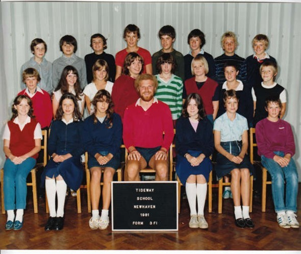Photo:Tideway School Class - 1981 (3F1)
