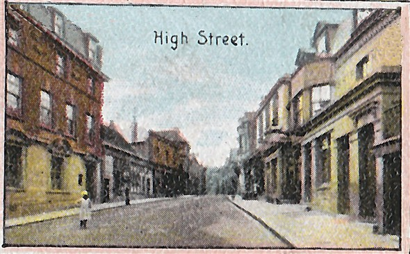Photo:Lower High Street c1900