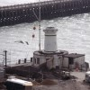 DEMOLITION OF THE WEST PIER LIGHTHOUSE