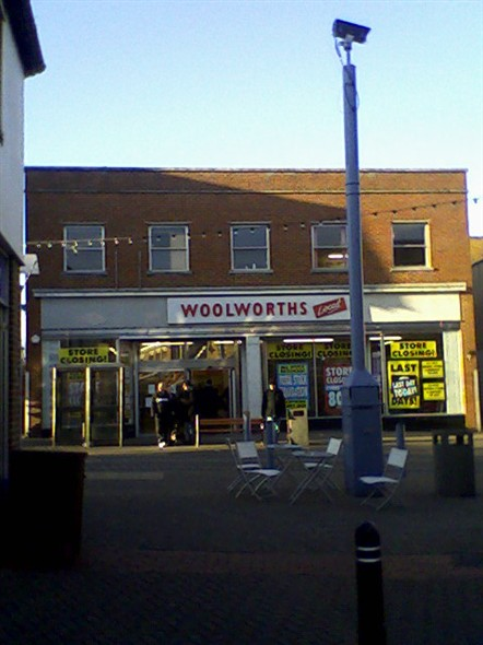 Photo: Illustrative image for the 'WOOLWORTHS' page