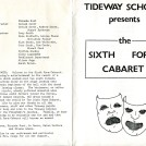 Photo: Illustrative image for the 'TIDEWAY SHOWS AND CONCERTS' page