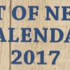 Page link: THE BEST OF NEWHAVEN CALENDAR 2017