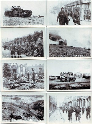 Photo: Illustrative image for the 'DIEPPE RAID 1942' page