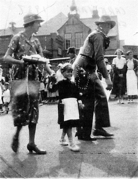 Photo:Eastside Carnival 1937