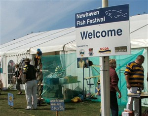 Photo:Newhaven Fish Festival