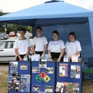 Photo:Four smart Sea Cadets