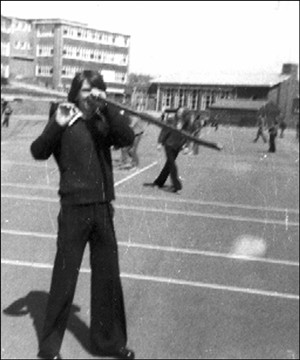 Photo:Fuller at Tideway School, 1970s