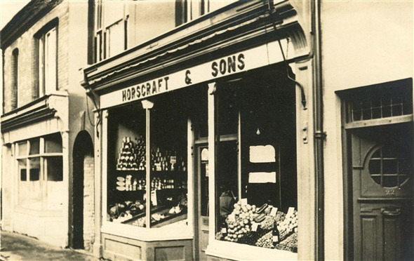 Photo:1. Horscraft & Sons Greengrocers