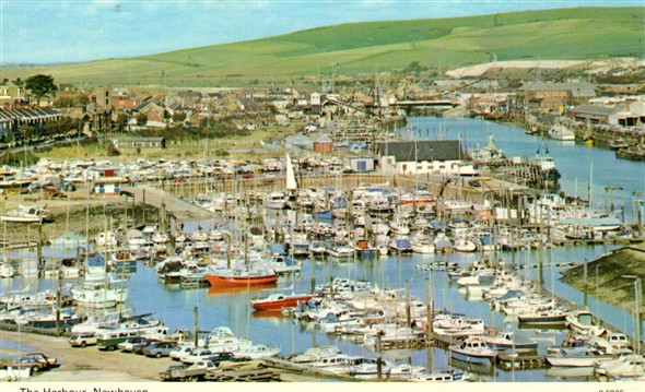 Photo:Harbour - c1975