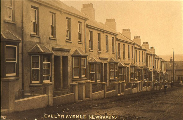 Photo:Evelyn Avenue - c1900