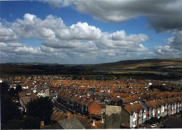 Photo: Illustrative image for the 'NEWHAVEN FROM ST MICHAEL'S CHURCH TOWER' page