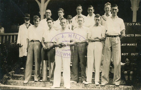 Photo:Cricket Team