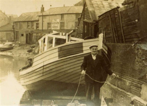 Photo: Illustrative image for the 'LOWER AND SONS BOATBUILDERS' page