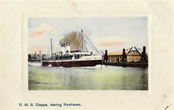 Photo:1905-1933 ,this postcard is dated 1908.