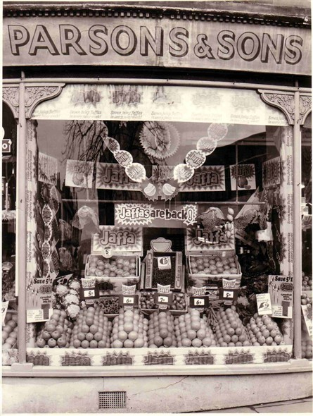 Photo:Award winning window, c1960s