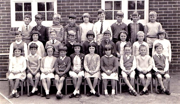 Photo:Meeching Primary School, 1964