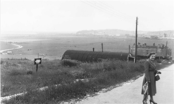 Photo:Mount Road - 1954