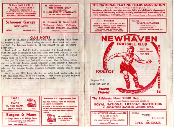 Photo: Illustrative image for the 'NEWHAVEN FOOTBALL PLAYERS' page