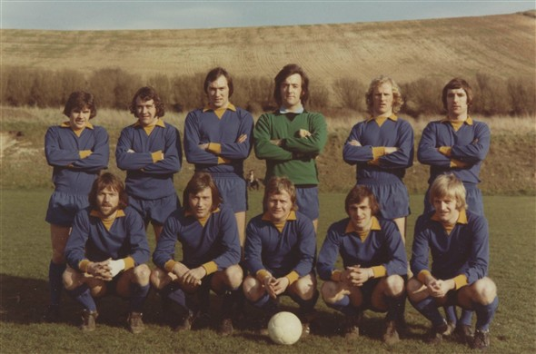 Photo:Team Photo from 1974