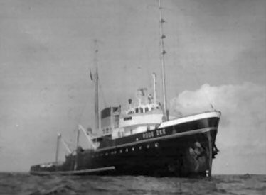 Photo:As built, as the Smit tug Rode Zee