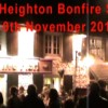 Page link: SOUTH HEIGHTON BONFIRE PROCESSION - 2012
