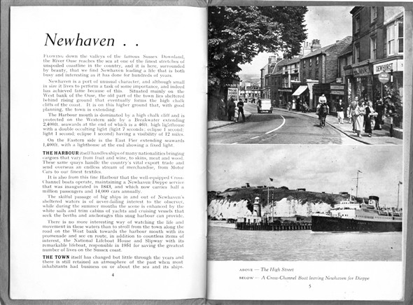 Photo: Illustrative image for the 'NEWHAVEN GUIDE' page