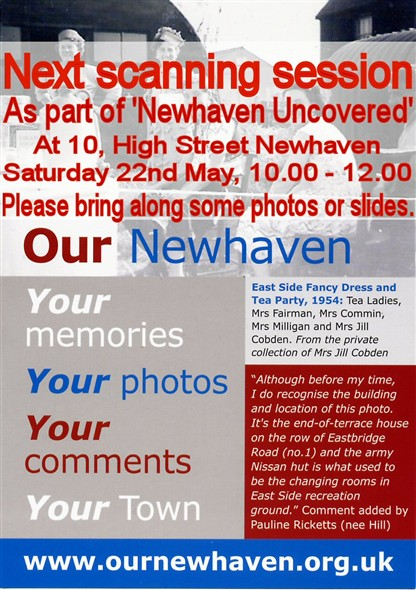 Photo: Illustrative image for the 'NEWHAVEN UNCOVERED' page