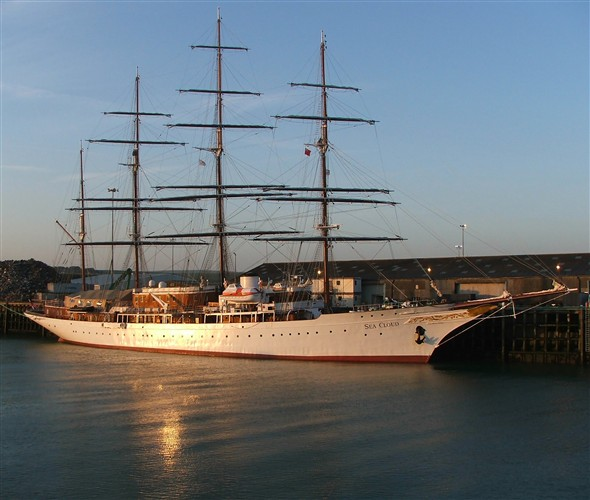 Photo:Sea Cloud