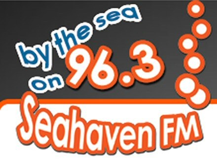 Photo:By the sea with Seahaven FM