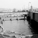 Photo:(25) - Old swing Bridge open 1972