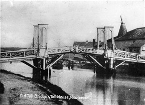 Photo: Illustrative image for the 'THE OLD TOLL BRIDGE' page